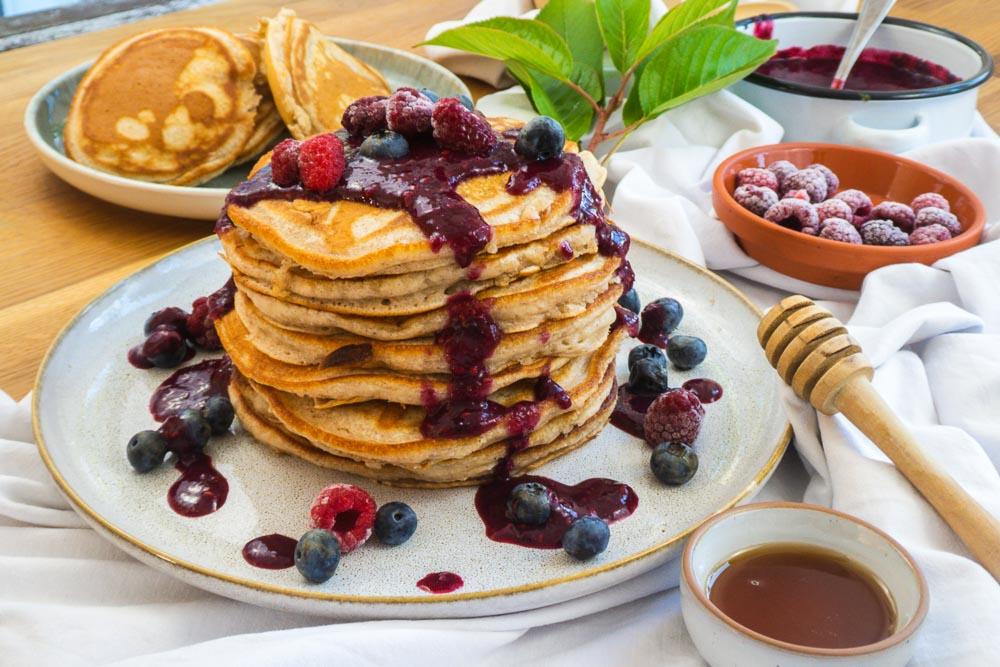 Bild von Fluffige Sonntags Pancakes