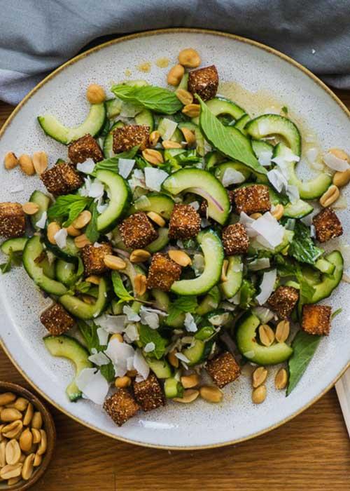 thai-tofu-salat-gurke-kokos-minze
