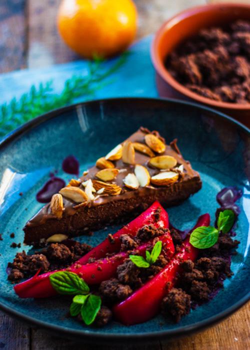 vegane_lebkuchen-tarte-glühwein-birnen
