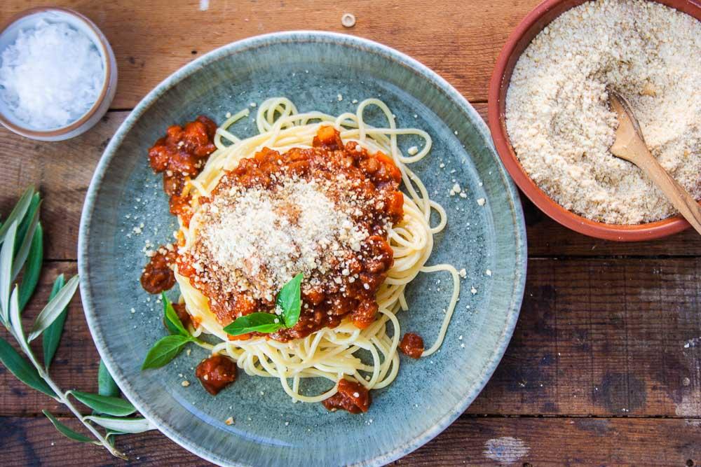 veganer-parmesan