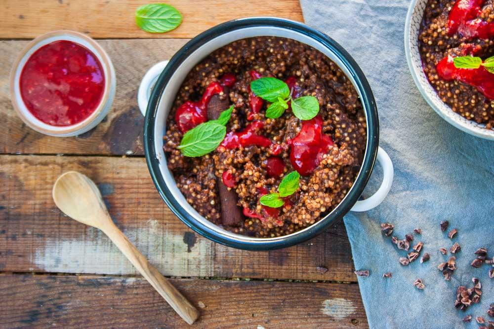 hirse-schoko-porridge